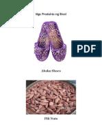 Mga Produkto Ng Bicol