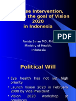 Eye Disease Intervention Fo