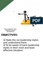 A Highly Effective Team Leader