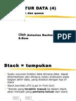 array stack dan queue
