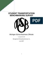 Trans Benchmark Survey
