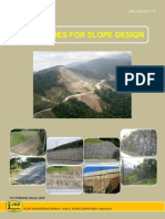 Slope Design Guidelines From JKR