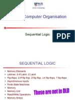 Cs2100 8 Sequential Logic