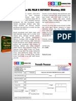 Indonesian OIL PALM & REFINERY Directory, 2015