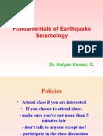 Seismology 2