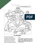 Gambar Ganesha