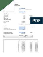 Home Loan vs Rent Calc 1