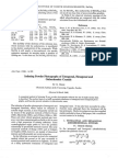 Acta Crystallographica Volume 1 Issue 4 1948 [Doi 10.1107_s0365110x48000557] -- Indexing Powder Photographs of Tetragonal, Hexagonal and Orthorhombic Crystals