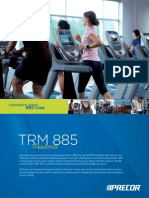 Sell Sheets TRM885 Precor