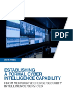 Whitepaper Idefense Cyber Intel