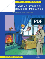 ENGLISH READER Sherlok Holmes Lower Int