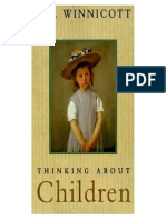 D. W. Winnicott Thinking About Children 1996