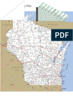 WI Entire State Map