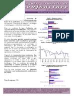 Bank Al-Maghrib Enquête Mensuelle de Conjoncture Dans l'Industrie Au Maroc en Janvier 2015