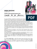 Press Release Fashion Colors Spring Summer 2015 ENG.pdf-Press Release Fashion Colors Spring Summer 2015 ENG