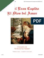 Anael Eros Cupido. El Dios del Amor
