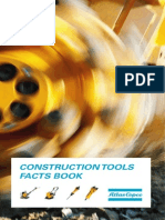 Construction Tools - Facts Book