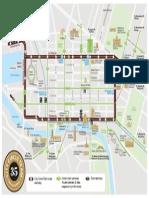 City Circle Map