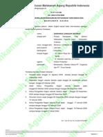 Putusan MA No. 2642-K-PID-2006 (DL Sitorus)