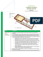 Factsheet 1 - Planning a Kuroilers Business Venture