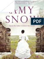 Amy Snow Prologue