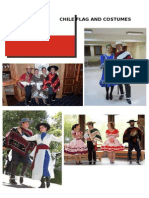Chile Flag and Costumes