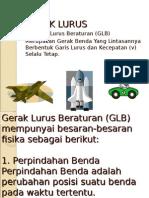 9. GERAK LURUS (1)