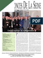 Edition du Jeudi 5 Fevrier 2015