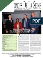 Edition du Lundi 29 Decembre 2014