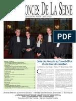 Edition du Lundi 8 Decembre 2014