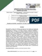 Avaliacao Comparativa Entre Sistemas Histológicos Descritivos e de Graduação Histológica Para Neoplasmas Mamários Felinos Artigo