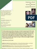 History PhD Brochure