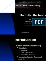 rootkit basics