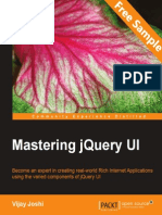 Mastering jQuery UI - Sample Chapter