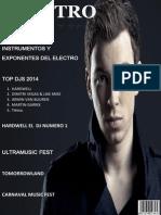 Música Electrónica - revista
