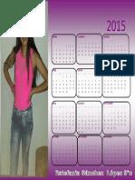 Taller 3 Estefania Sanchez Lopez 9°c Calendario