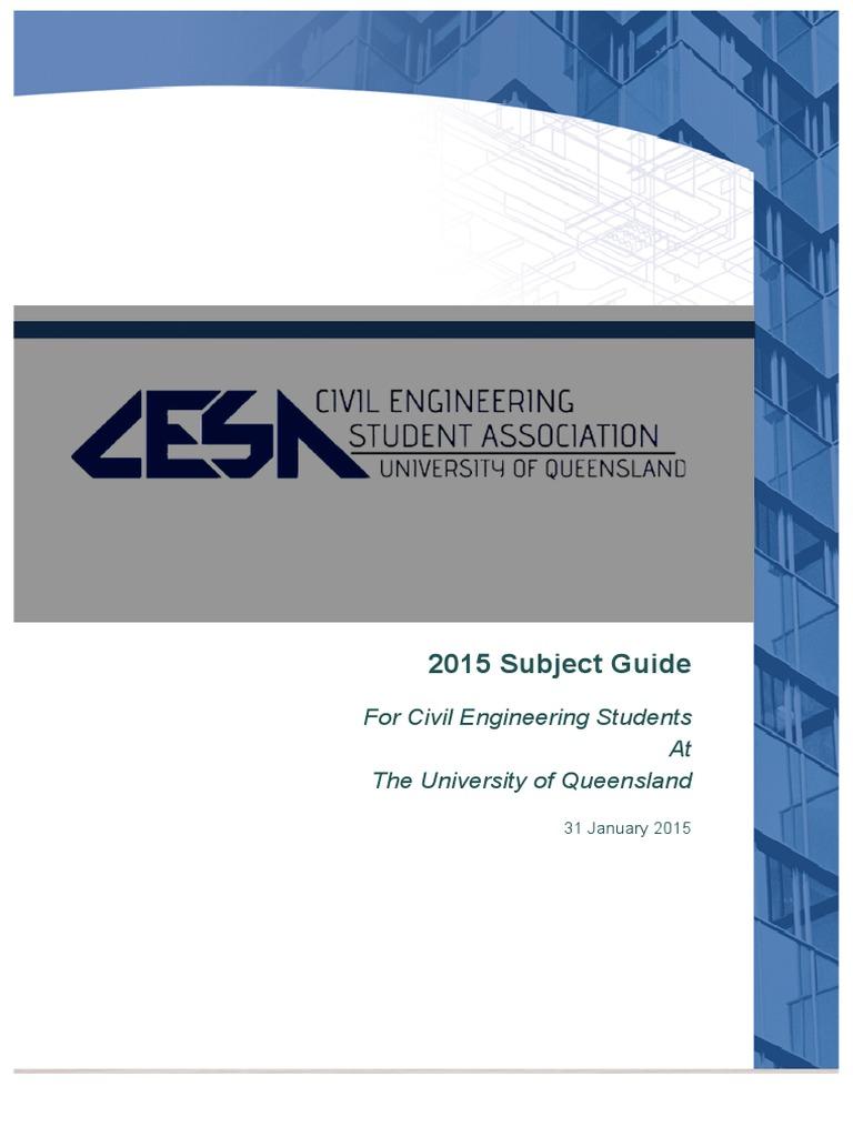 Uq final thesis review sheet