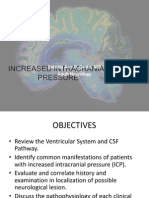 2.1 - Increased Intracranial Pressure