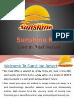 Sun Shine Resort