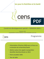 CENS AtelierH2020 08jan2013 Final