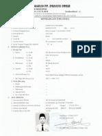 Berkas Ppdb Program Sks Man 2 Probolinggo