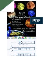 Guide du Forum du supérieur