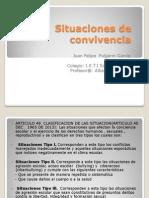 Situaciones de Convivencia - Juan Felipe Pulgarin - 9 c