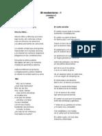 El Modernismo 1 Poesia