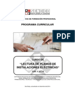 3.101.14 Lectura de Planos de Instalaciones Electricas