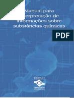 Manual Substancias Quimicas ( Fundacentro )