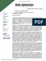 [Le Monde Diplomatique - Edición Chilena]