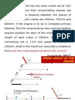 Reciprocating Balancing Example