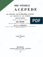 De Lacépède - Histoire Naturelle Des Poissons T2