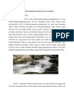 Paper Pencemaran Air Di Sungai Citarum Fix Bget